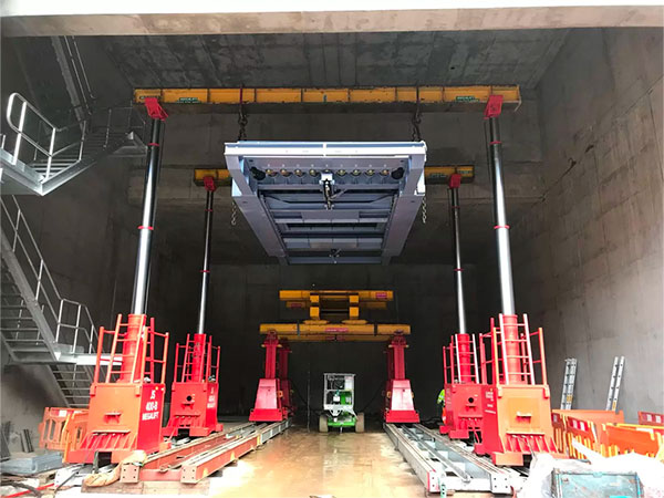 Heavy Machinery Lifting Bristol