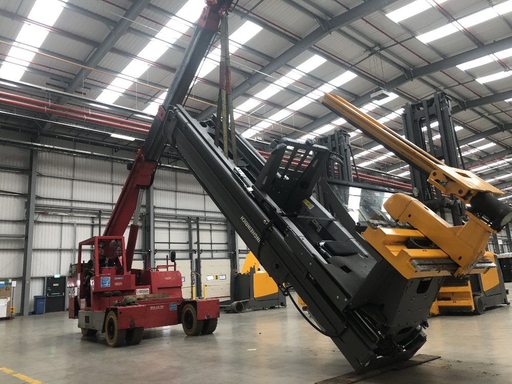 Spring is here so it's time to plan summer shut down machinery moves