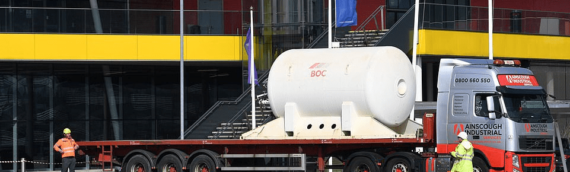 AIS Vanguard Production Support For COVID-19