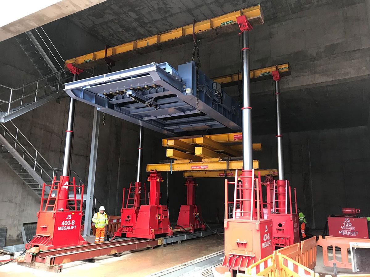 Megalift Jacking System